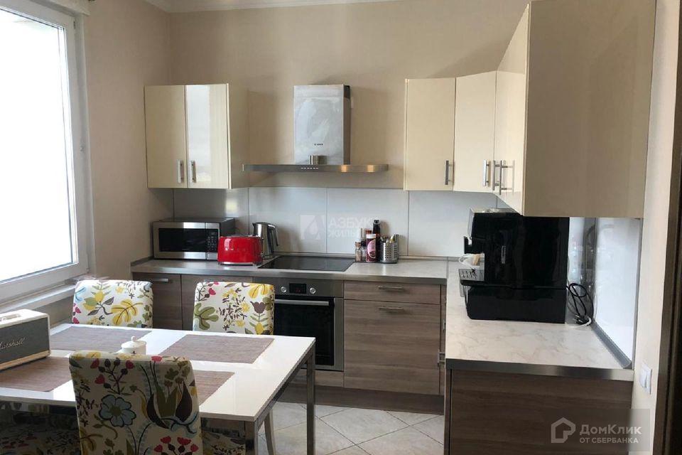 Продаётся 2-комнатная квартира, 57.9 м²