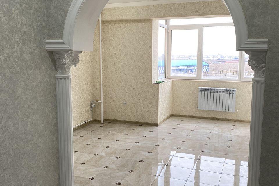 Продаётся 1-комнатная квартира, 52.8 м²