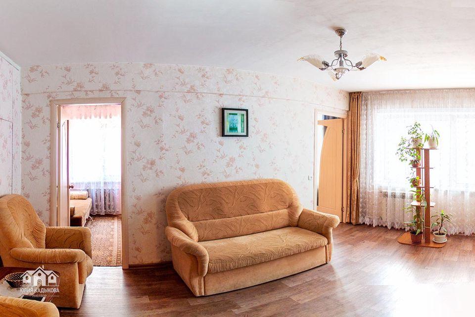 Продаётся 4-комнатная квартира, 59 м²