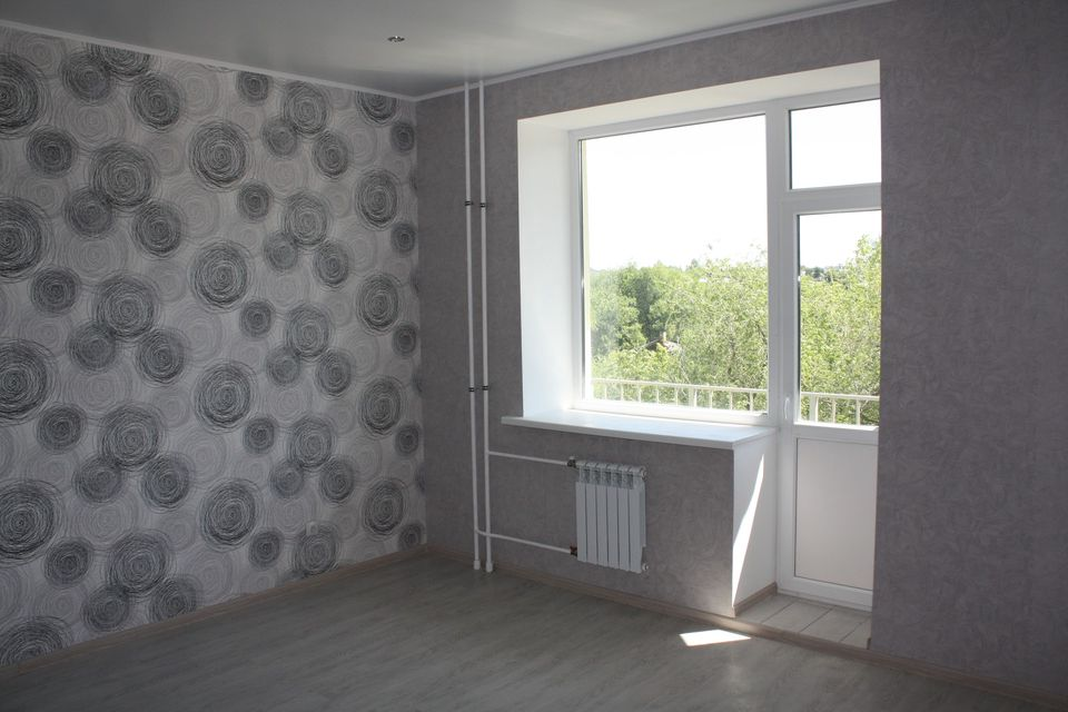 Продаётся 1-комнатная квартира, 46.21 м²