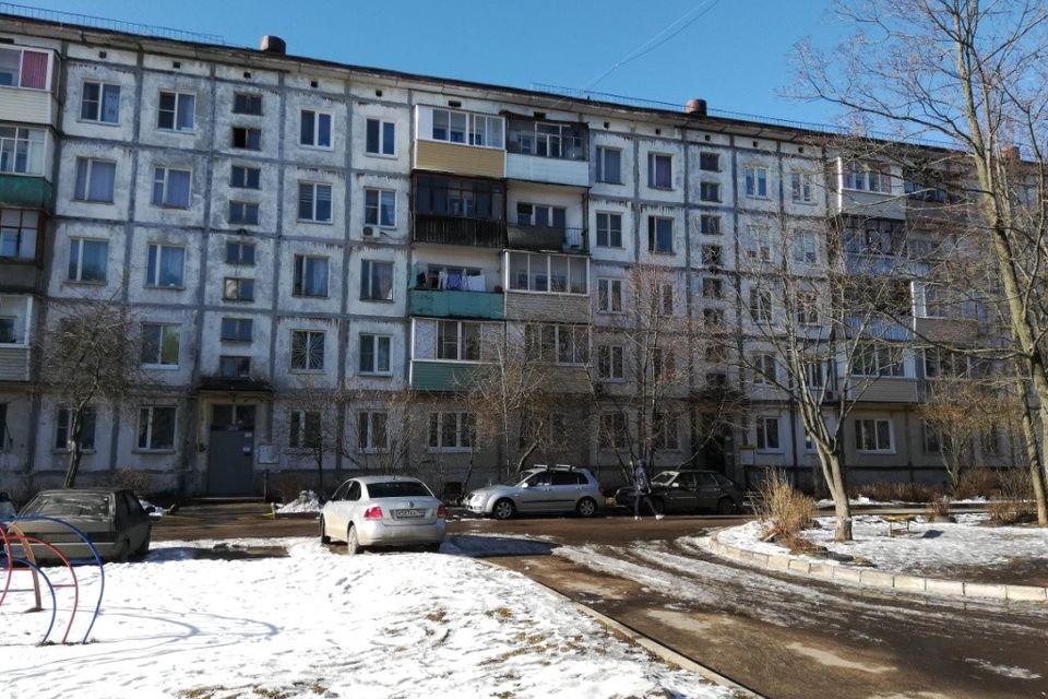 Продаётся 3-комнатная квартира, 55.4 м²