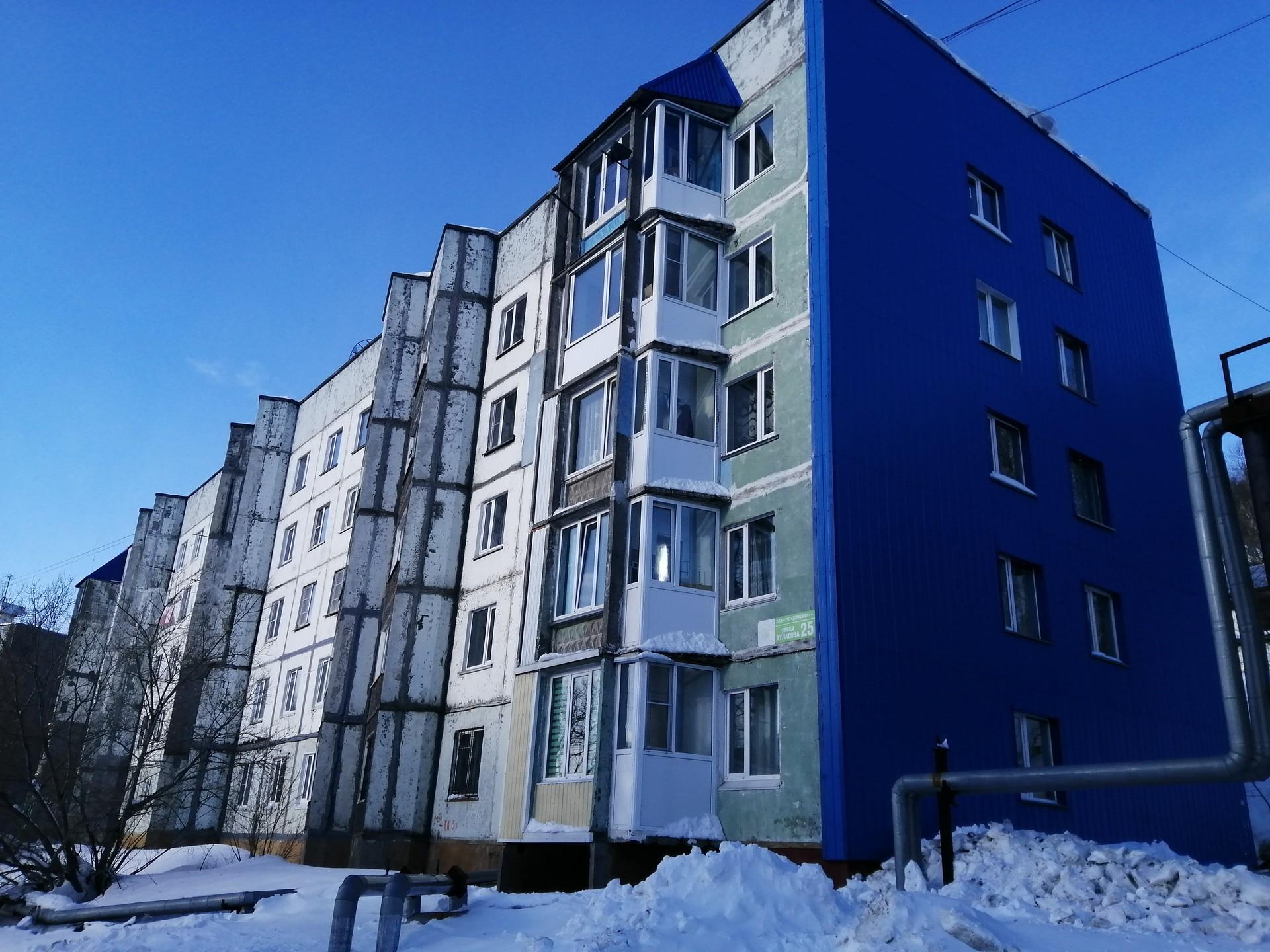 фото и адреса домов в петропавловске камчатском